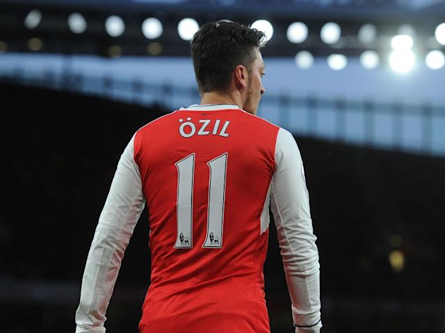 Mesut Ozil reveals he nearly turned his back on the Gunners last summer: Getty