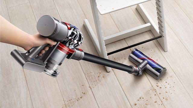 Vacuuming just might become your favorite chore. (Photo: Dyson)
