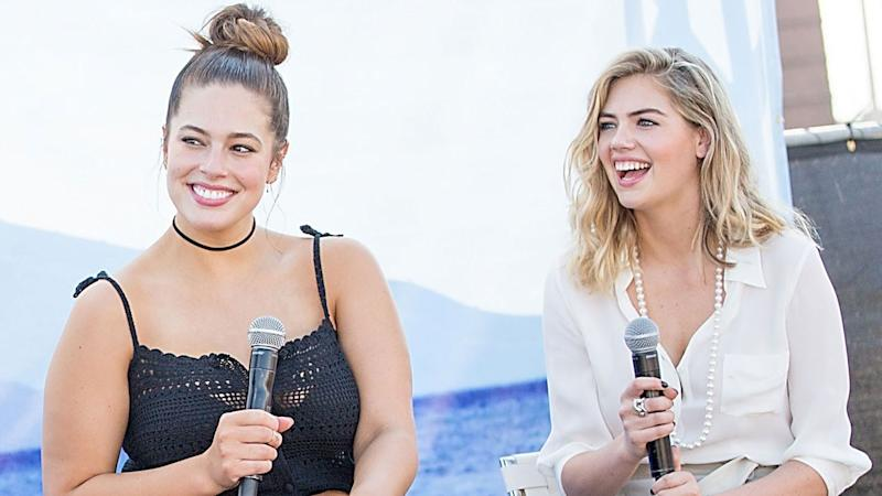 Kate Upton And Ashley Graham Slip Back Into Skimpy Bikinis For Sports Illustrated Swimsuit Issue