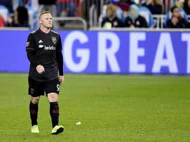 MLS: Wayne Rooney's American sojourn ends as DC United lose to Toronto FC; Atlanta United advance to semis of Playoffs