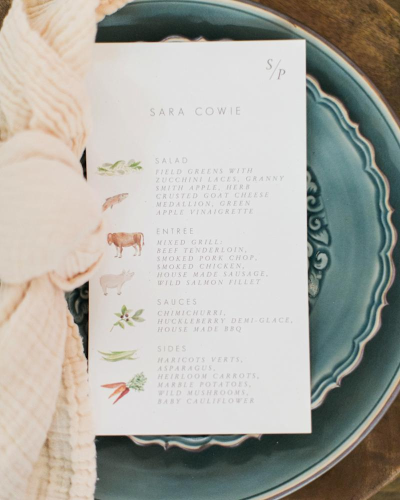 Is It a Good Idea to Ask My Caterers to Create a Wedding Menu That's Different Than Their Signature Style?