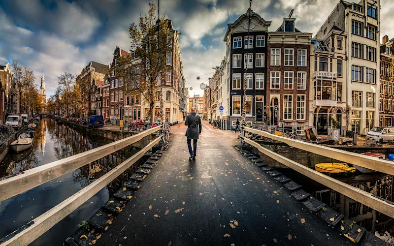 With a host of new exhibitions, restaurants and events, Amsterdam should be high on your city break 2018 list - copyright 2013 Stanley Chen Xi