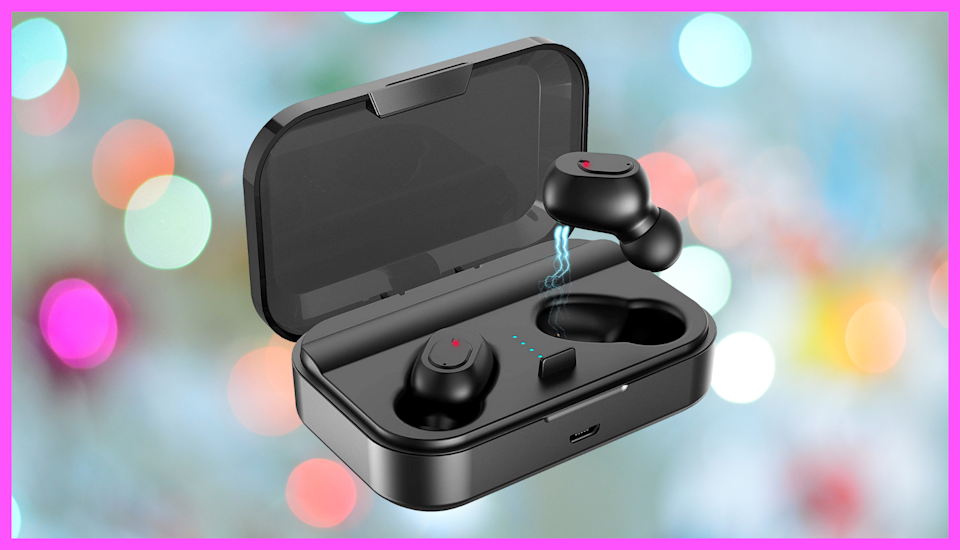 Get these Erligpowht Wireless Earbuds are on sale for an impressive 35 percent off. (Photo: Amazon)