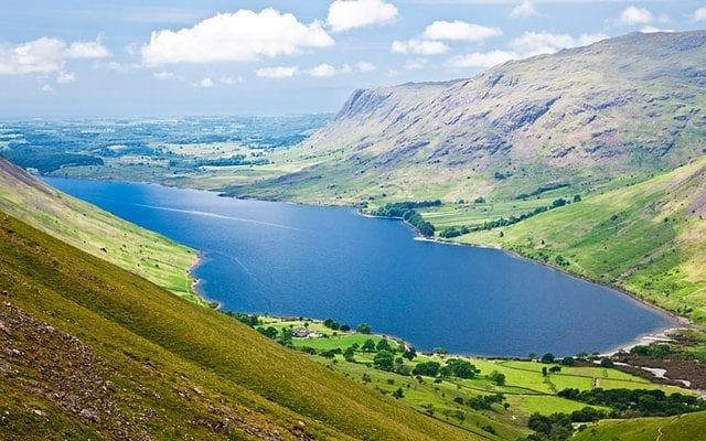 Cannabis smokers had to be rescued fromScafell Pike in Cumbria's Lake District - © Anna Stowe Landscapes UK / Alamy