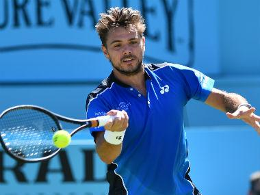 Indian Wells Open: Stan Wawrinka makes triumphant return to beat Daniel Evans; Kevin Anderson withdraws due to injury