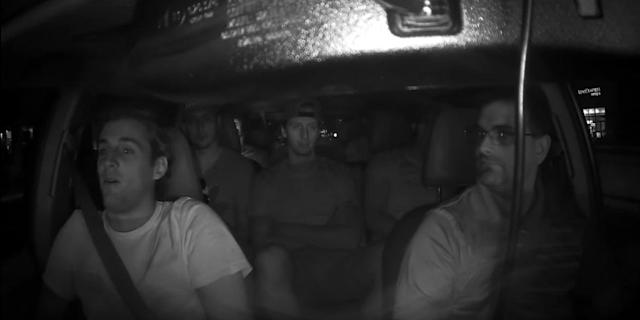 Seven Ottawa Senators players were secretly recorded criticizing their team in an Uber.