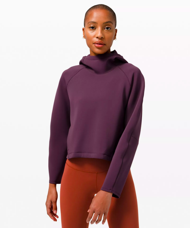 AirWrap Pullover Hoodie (Photo via Lululemon)