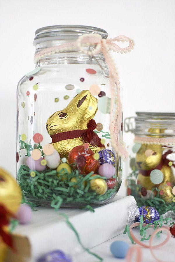 "<p>Paint an old mason jar, vase, or bowl to make it feel a little more festive, then load with faux grass and Easter candy. </p><p>Get the tutorial at <a href=""https://www.delineateyourdwelling.com/polka-dot-mason-jar-easter-basket/"" rel=""nofollow noopener"" target=""_blank"" data-ylk=""slk:Delineate Your Dwelling."" class=""link rapid-noclick-resp"">Delineate Your Dwelling.</a></p><p><a class=""link rapid-noclick-resp"" href=""https://go.redirectingat.com?id=74968X1596630&url=https%3A%2F%2Fwww.walmart.com%2Fip%2FFolkArt-Festival-Acrylic-Paint-Value-Set-2-fl-oz%2F52620447&sref=https%3A%2F%2Fwww.oprahdaily.com%2Flife%2Fg30506642%2Feaster-basket-ideas%2F"" rel=""nofollow noopener"" target=""_blank"" data-ylk=""slk:SHOP PAINT"">SHOP PAINT</a></p>"