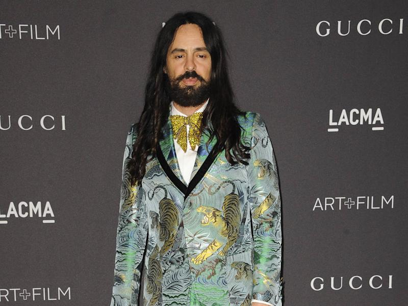 9f2e395f6ea0a Gucci s Alessandro Michele always fighting with internal voices