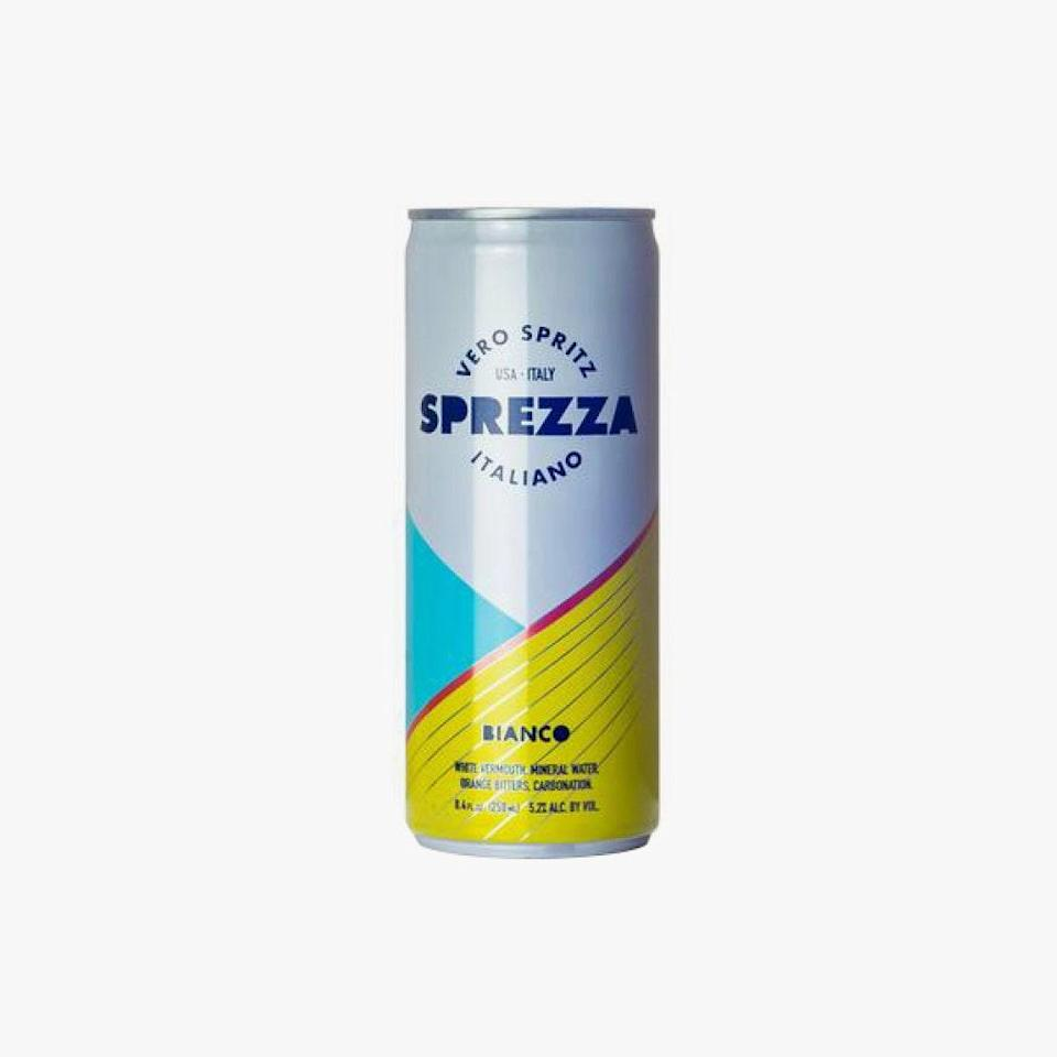 """$14, UPTOWN SPIRITS. <a href=""""https://uptownspirits.com/product/liquor/canned-cocktails/sprezza-rosso-spritz-italiano-8-4oz/"""" rel=""""nofollow noopener"""" target=""""_blank"""" data-ylk=""""slk:Get it now!"""" class=""""link rapid-noclick-resp"""">Get it now!</a>"""