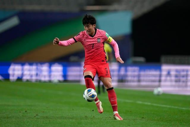 Son Heung-min picked up an injury while on international duty with South Korea