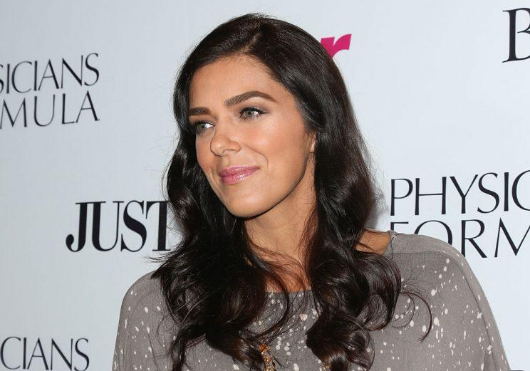 Model/TV personality Adrianne Curry shared details of her uterine fibroid surgery in a Facebook post on Thursday. (Photo: Paul Archuleta/FilmMagic)