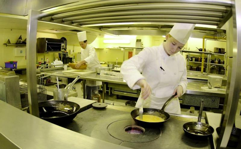 Reports claim chefs are not happy with the working conditions. Photo: Getty Images
