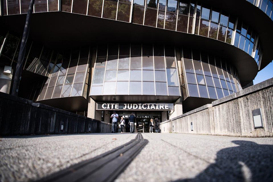 La cité judiciaire de Rennes, en septembre 2019 (PHOTO D'ILLUSTRATION) - LOIC VENANCE / AFP