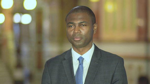 PHOTO: Illinois State Rep. Lashawn Ford drafted the Anthony Gay Isolated Confinement Act.  (ABC)