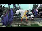 """<p>A satire of almost every power-up anime (<em>Dragon Ball-Z</em>, <em>Naruto</em>, <em>Yugioh</em>, etc), <em>One-Punch Man</em> features a bald, lazily-drawn hero who is literally invincible. Follow Saitama's journey as he searches the cosmos for a foe to vanquish all his ennui. It's one of the funniest and smartest takes on the superhero genre that also manages to be really emotional at times.</p><p><a class=""""link rapid-noclick-resp"""" href=""""https://go.redirectingat.com?id=74968X1596630&url=https%3A%2F%2Fwww.hulu.com%2Fseries%2Fone-punch-man-54a25fcf-a472-4d40-9968-13e2957e5abf&sref=https%3A%2F%2Fwww.menshealth.com%2Fentertainment%2Fg32380506%2Fbest-animated-series%2F"""" rel=""""nofollow noopener"""" target=""""_blank"""" data-ylk=""""slk:STREAM IT HERE"""">STREAM IT HERE</a></p><p><a href=""""https://www.youtube.com/watch?v=2JAElThbKrI"""" rel=""""nofollow noopener"""" target=""""_blank"""" data-ylk=""""slk:See the original post on Youtube"""" class=""""link rapid-noclick-resp"""">See the original post on Youtube</a></p>"""