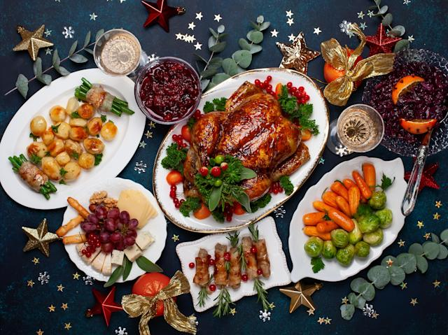 The nation has ranked their favourite Christmas meal components. [Photo: Getty]