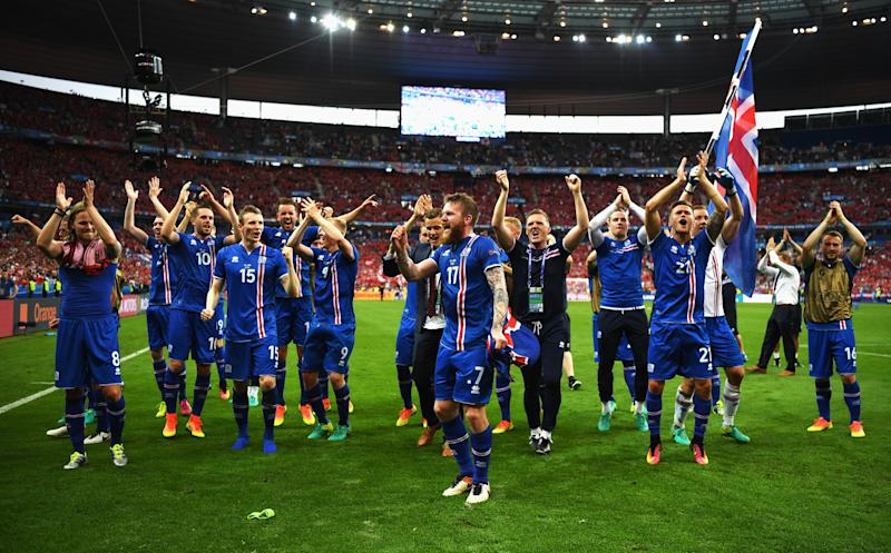 World Cup qualifying watch: Iceland closing in on history