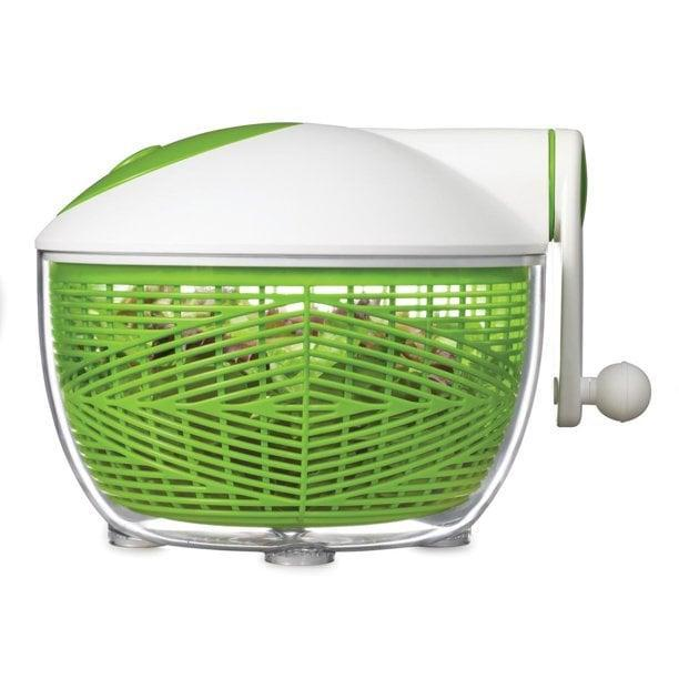 <p>Create the perfect salad with this <span>Starfrit Salad Spinner</span> ($32).</p>