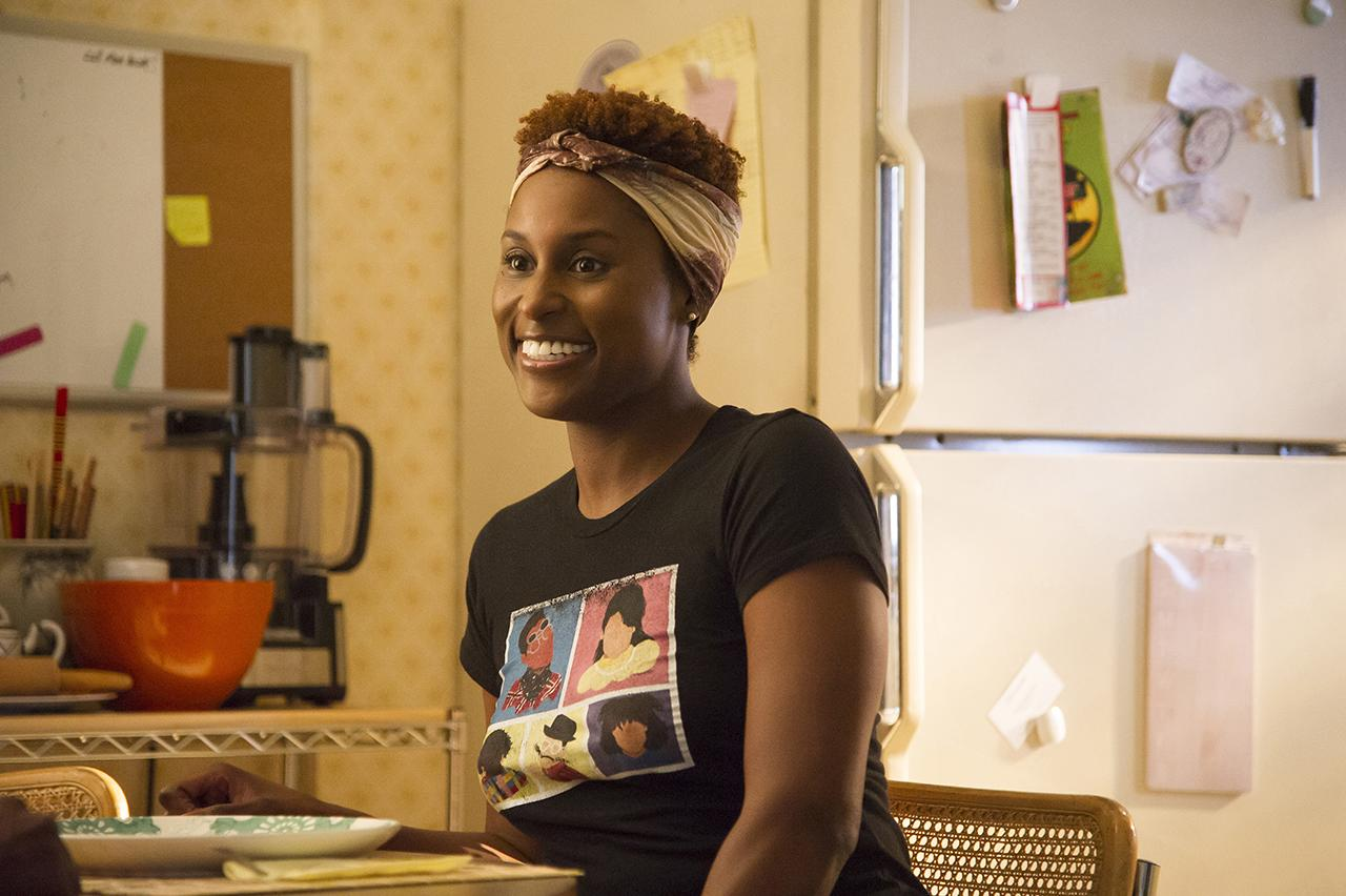 <p>Issa Rae instantly changed the complexion of HBO's comedy lineup with her terrific relationship series, <i>Insecure</i>. Sadly, she was overlooked in both the acting and writing categories, which deprived the soon-to-debut Season 2 of an always-helpful Emmy bump. <i>— EA</i><br /><br />(Photo: HBO) </p>