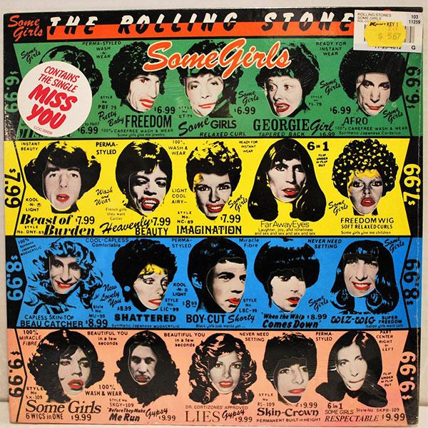 The Rolling Stones: Some Girls, Rolling Stones Records (1978)