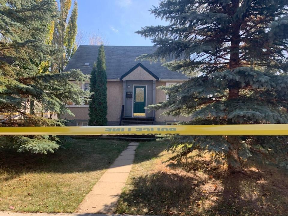 Investigators confirmed the 19-year-old woman and the victim knew each other. (Scott Neufeld/CBC - image credit)