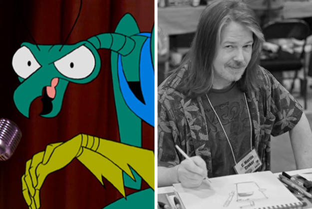 Voice Of Zorak, Clay Martin Croker, Dies Age 54