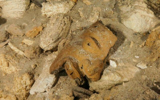Ancient human remains, Ice Age animal bones found in cave