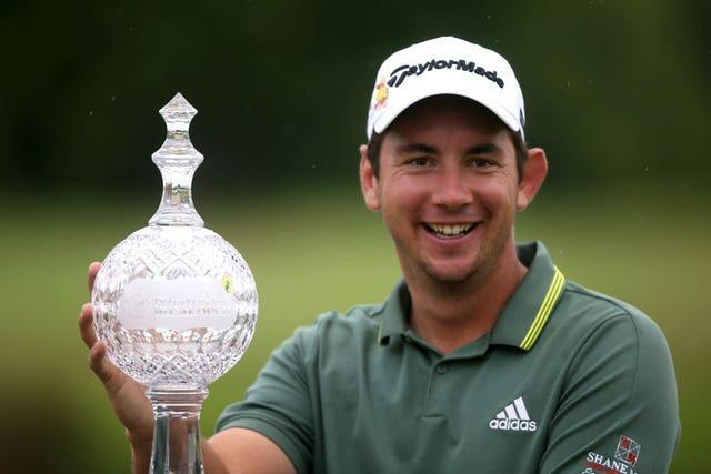 Australia's Lucas Herbert secured his second European Tour title with victory in the Dubai Duty Free Irish Open