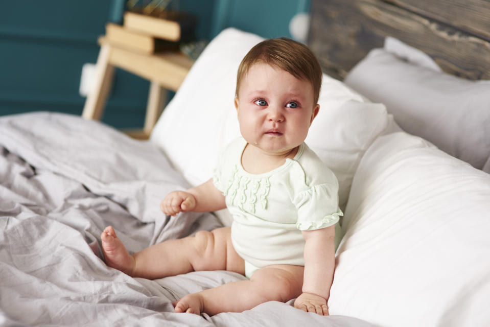 Parents are suffering from baby name regret. (Getty Images)
