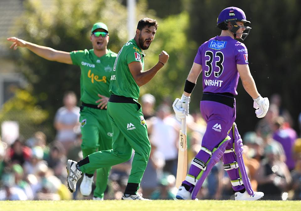 The 26-year-old Pakistani pacer has made quite a mark in the Big Bash League. With 10 wickets from his last 3 T20 appearances, Rauf seems to be cut out for limited overs cricket. Don't be surprised if he is donning the green jersey in the upcoming World T20.