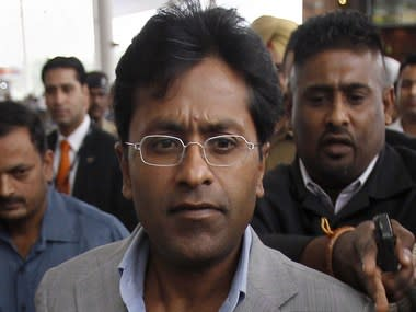 Lalit Modi submitted forged documents in his defence to Interpol, claims ED