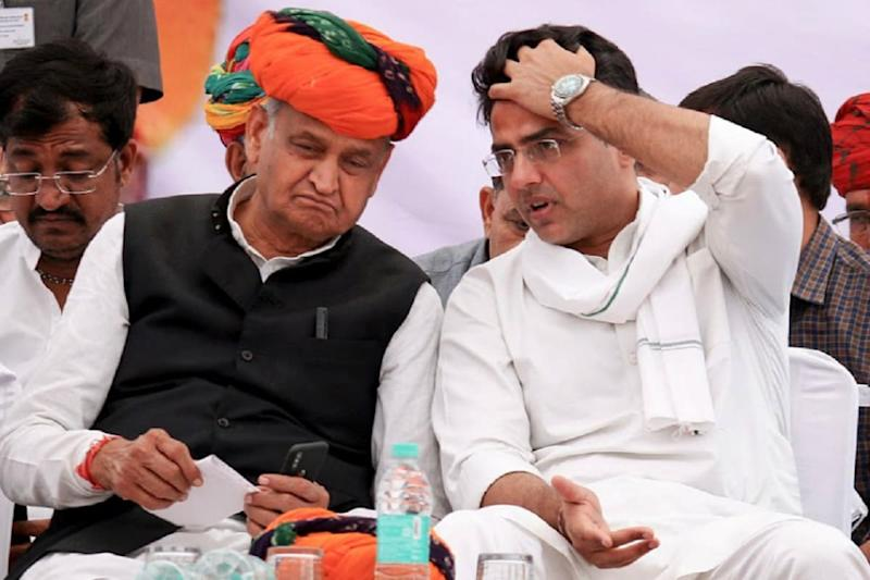 Rajasthan Political Crisis LIVE Updates: Gehlot Softens Stand Towards Pilot as Old Guard Vs Young Turks Divide Rattles Congress