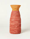 """Support Ugandan women artisans with this raffia and sweetgrass vase that will put a global stamp on your home with its ethical, fair-trade design. $78, Verishop. <a href=""""https://www.verishop.com/kazi-goods/vase/akagera-vase/p1723899576355?"""" rel=""""nofollow noopener"""" target=""""_blank"""" data-ylk=""""slk:Get it now!"""" class=""""link rapid-noclick-resp"""">Get it now!</a>"""