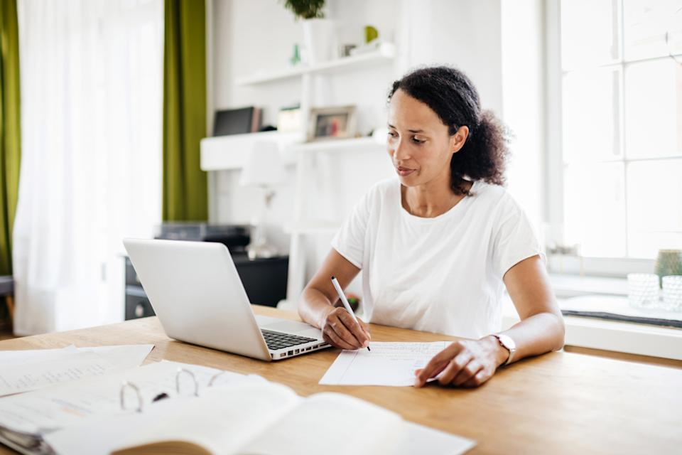 Typically 9 in 10 workers select the same benefits as the previous year — without accounting for major changes in their life, but the implications of COVID-19 stands to challenge that for Americans. (Photo: Getty)