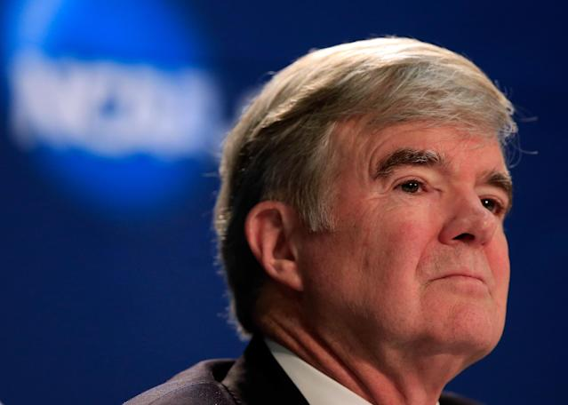 First the Ed O'Bannon case, now the Senate Commerce Committee. After Mark Emmert testified in two major cases, Beyond the Scoreboard's Rick Horrow thinks change in college sports is inevitable.