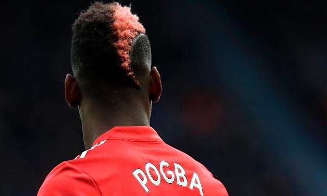 Paul Pogba was not at his best against Newcastle United.