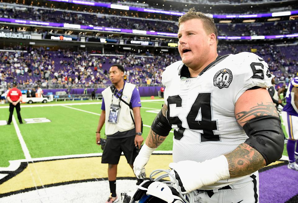 Oh hey, Richie Incognito did something stupid. Shocking. (Getty Images)