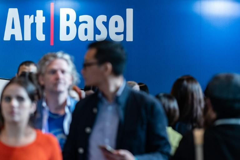 Art Basel is one of the international art market's largest and most prestigious events