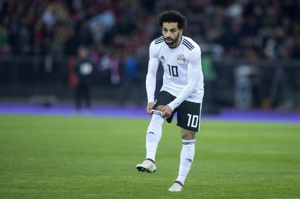 Mohammed Salah was the Player of the Year in the Premier League. Can that form carry over to Russia? (EFE)