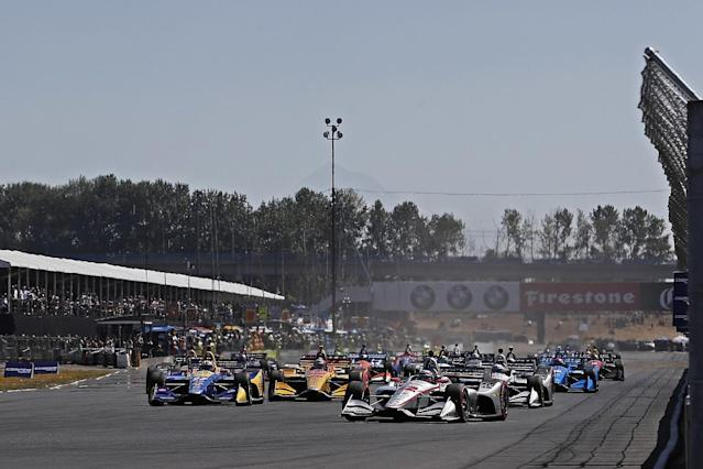 IndyCar set for 28-car 2019 entries