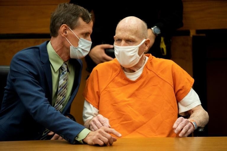 'May you rot in prison': US 'Golden State Killer' victims speak out
