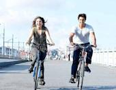 Dil Dhadakne Do The film was shot on a cruise, which sailed through Turkey, Spain and Tunisia. The ocean backdrop, smartly dressed people and lavish cruise are reason enough for anyone to crave for a holiday.