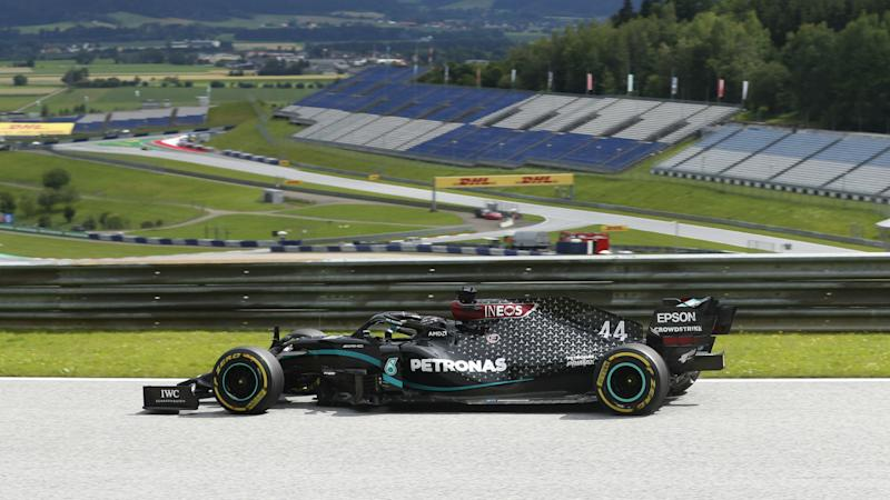 Red Bull lodges official protest over Mercedes' DAS system