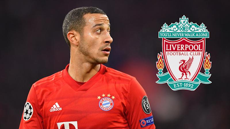 'Thiago one of the best & would be great for Liverpool' – Murphy hopes Klopp completes Bayern raid