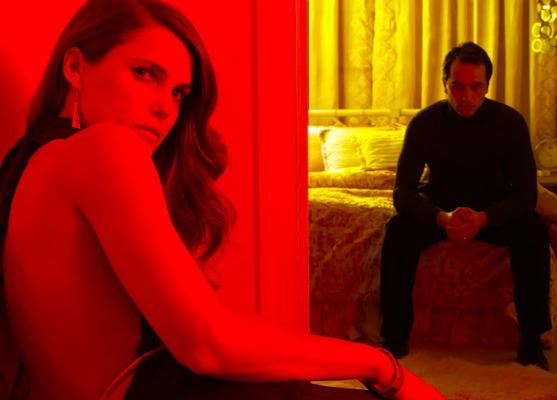 'The Americans' Review: A Cold War Drama That's Getting Warm