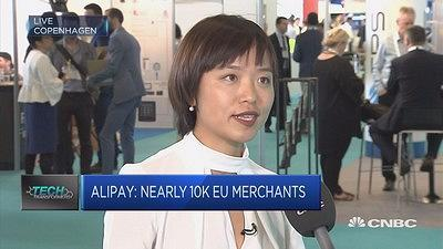 Head of Alipay EMEA Rita Liu announces that her firm will launch in South Africa, with the intention of benefiting Chinese tourists in the country.