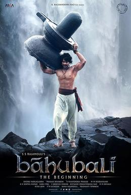 3. Bahubali (Tamil, Telugu): Bahubali is an Indian epic historical film directed by S.S.Rajamouli. The film is set in ancient India and follows the story of an adventurous and daring man that gets involved in the ages old battle between two men at war. This movie was made in two parts, and won the National award this year for the best movie.