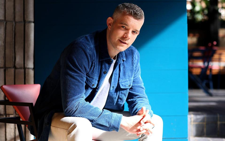 Russell Tovey - Clara Molden/The Telegraph