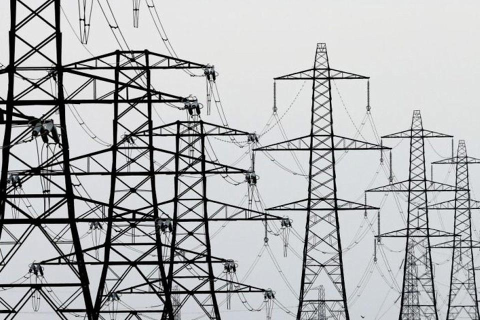 The National Grid warned of a shorter supply of electricity over the next few days: PA